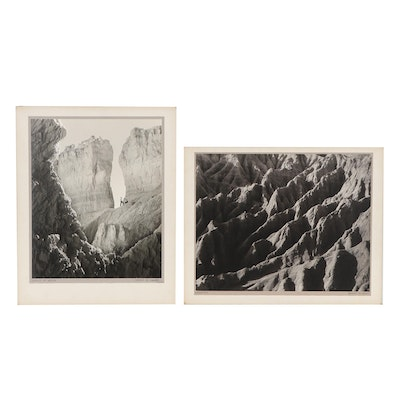 """Grant Haist Photographs """"Walls of Bryce"""" and """"Erosion"""""""