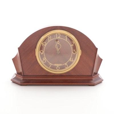 Seth Thomas Art Deco Style 1600 Series Electric Shelf Clock