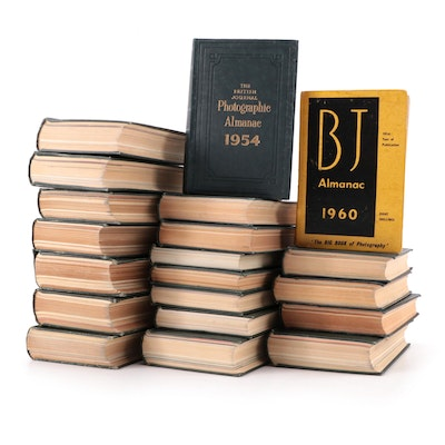 """""""The British Journal Photographic Almanac"""" Collection, Early to Mid-20th Century"""