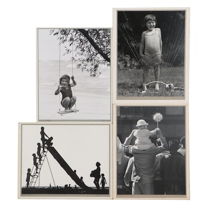 """Grant Haist Silver Gelatin Photographs """"The Swinger"""" and More"""