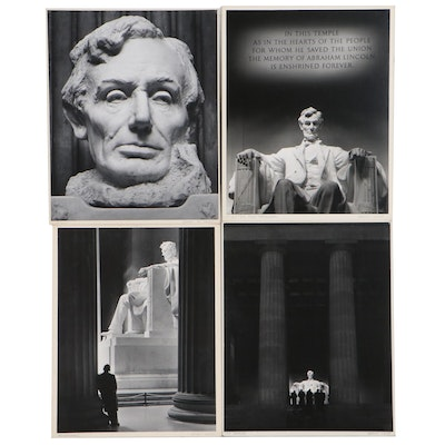 """Grant Haist Silver Gelatin Photographs """"Lincoln"""" and More"""