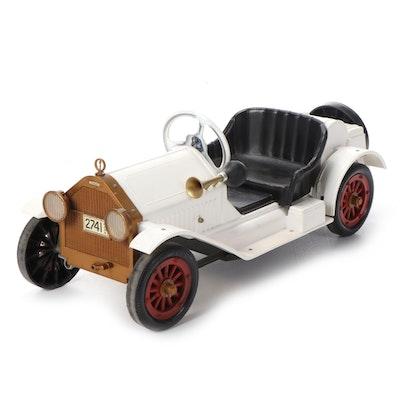 Marx Toys Stutz Bearcat Pedal Car, Mid-20th Century