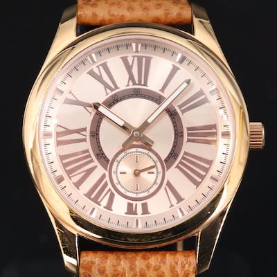 Bronzo Italia Bronze Quartz Wristwatch