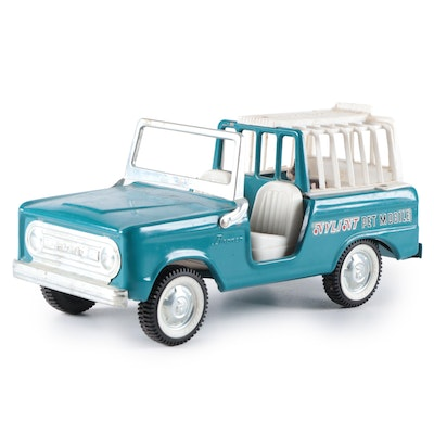 Nylint Ford Bronco Pet Mobile Pressed Steel Toy, Mid-20th Century