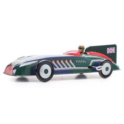 Schylling Toys Sunbeam 1000 Land Speed Record Tinplate Wind-Up Car