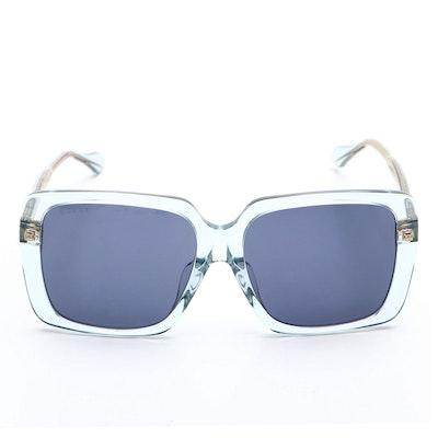 Gucci GG0567SA Square Sunglasses with Case