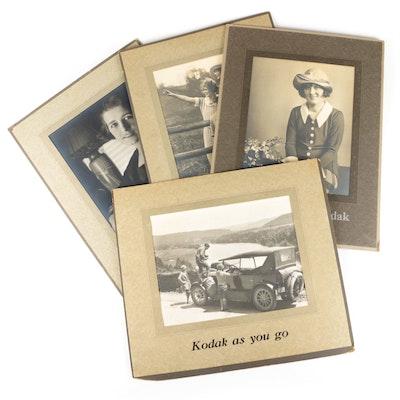 Kodak Advertisement Posters, First Half 20th Century
