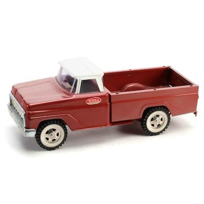 Tonka Pressed Steel Pick-Up Toy Truck, Mid-20th Century