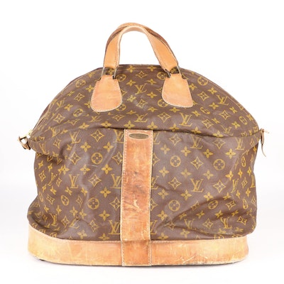 The French Company for Louis Vuitton Steamer Bag in Monogram Canvas
