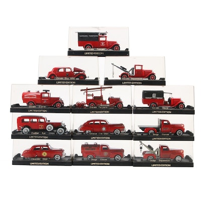 Solido Limited Edition Citroën, Dodge, and More Diecast Cars