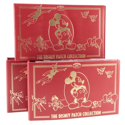 Willabee & Ward Disney Patch Collection Commemorative Patches and Binders