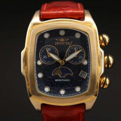 Invicta Lupah Chronograph Wristwatch