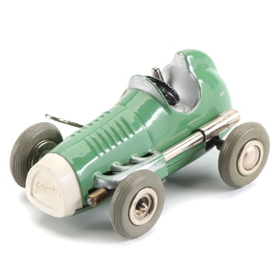 Schuco Micro Racer Wind Up Car, Mid to Late 20th Century