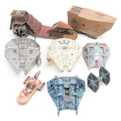 """Star Wars """"Millennium Falcon"""", """"Rebel Snowspeeder"""", """"Land Rover"""", and More"""