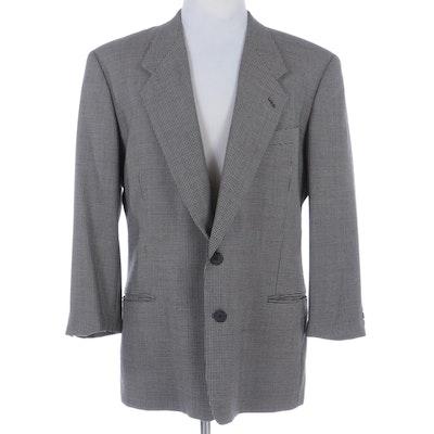 Men's Giorgio Armani Le Collezioni Wool Suit Jacket
