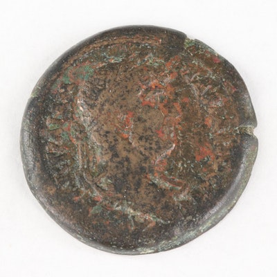 Ancient Roman Imperial Bronze Coin