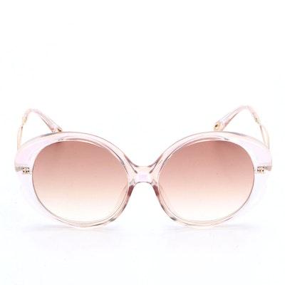 Chloé CE741SA Iridescent Gradient Sunglasses with Case
