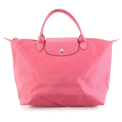 Longchamp Le Pliage Néo Medium Top Handle Bag