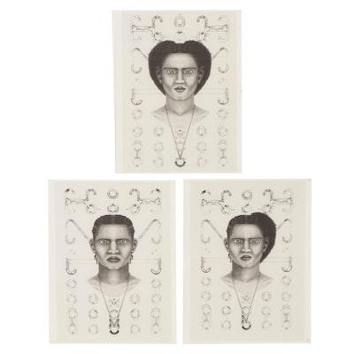Portraits of Women Giclées