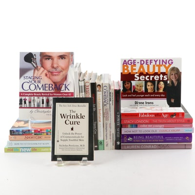 """""""You Being Beautiful"""" and More Self-Help, Health, and Fashion Books"""
