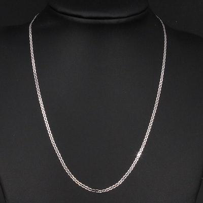 14K Mariner Chain Necklace