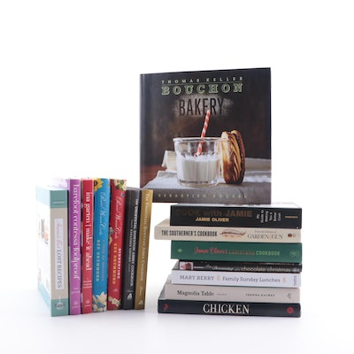 """First Edition """"Bouchon Bakery"""" and More Cookbooks"""