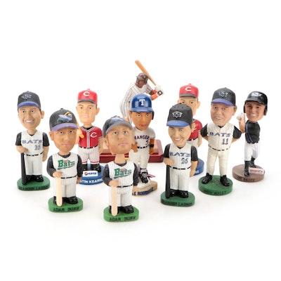 1990 Sports Impressions Tony Gwynn Figurine, and Jay Bruce, More MLB Bobbleheads
