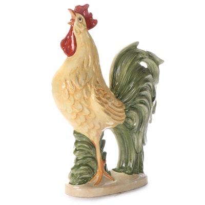 Daybreak Multi by Artimino Monumental Rooster Figurine