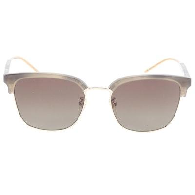 Gucci GG0846SK Square Sunglasses with Gradient Lenses