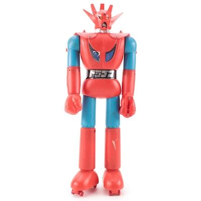 "Bandai for Mattel ""Shogun Warriors"" Action Figure ""Dragun"", circa 1976"