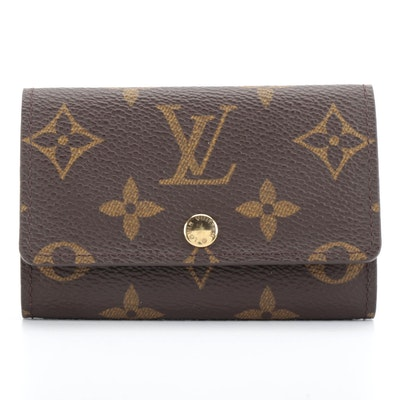 Louis Vuitton Multicles 6-Key Holder in Monogram Canvas with Box