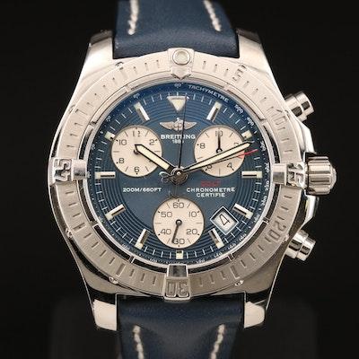 Breitling Colt Chronograph Quartz Wristwatch
