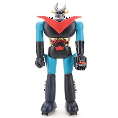 Bandai Shogun Warriors Mazinga Robot Action Figure, 1976