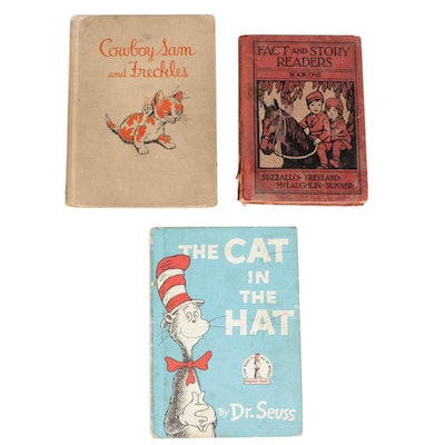 """""""The Cat in the Hat"""" Book Club Edition and More Children's Books"""