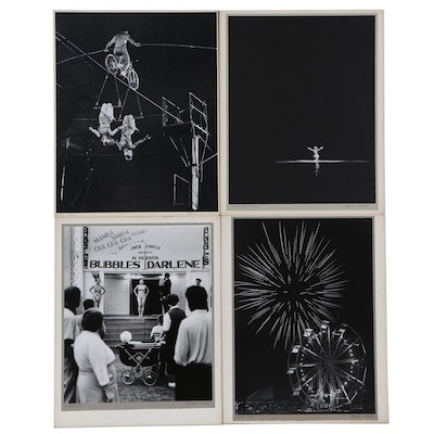 """Grant Haist Silver Print Photographs """"Bubbles"""" and More"""