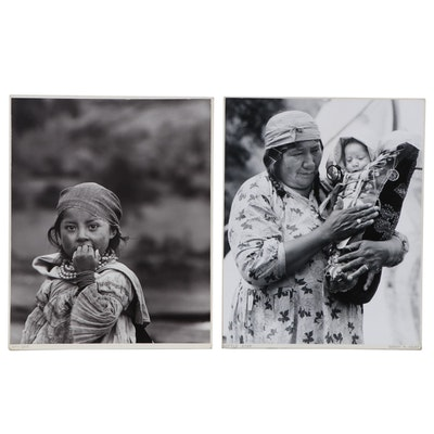 """Grant Haist Silver Print Photographs """"Little Star"""" and More"""