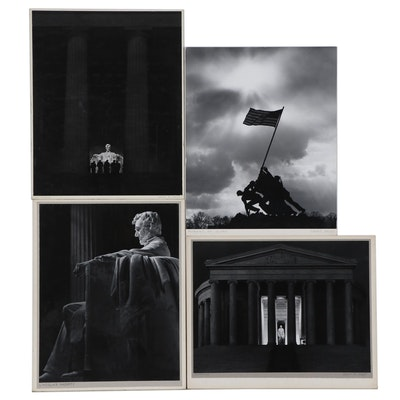 """Grant Haist Silver Print Photographs """"Lincoln's Majesty"""" and More"""