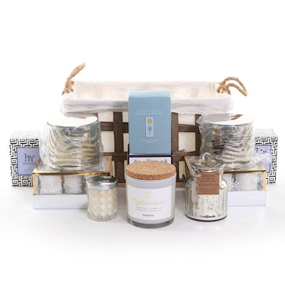 Nest, Slatkin & Co., Archipelago and Other Scented Candles