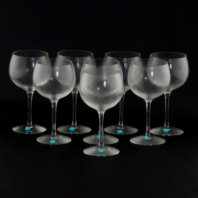 Tiffany & Co. Crystal Wine Glasses