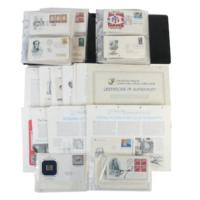 United States First Day Postal Cover Collection