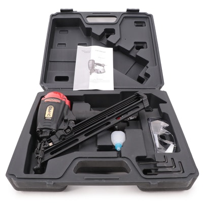 3-PRO Coil Nailer with Manual