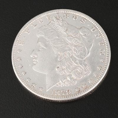 Better Date 1879-O Morgan Silver Dollar
