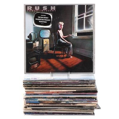 The Eagles, Fleetwood Mac, James Taylor, Toto, Other Rock Vinyl LP Records