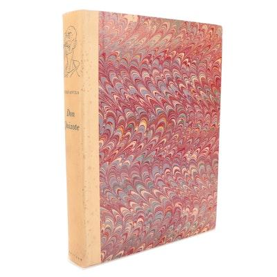 "Edy Legrand Illustrated ""Don Quixote"" by Cervantes, Mid-20th Century"