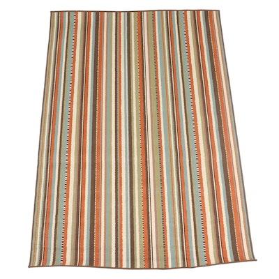 """5'1 x 7'6 Machine Made Oriental Weavers """"Montego"""" Indoor/Outdoor Area Rug"""