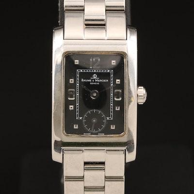 Baume & Mercier Hampton Stainless Steel Wristwatch