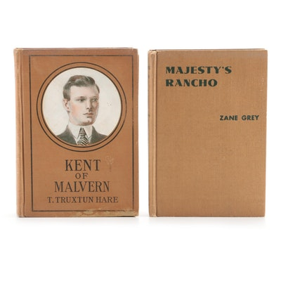 """""""Majesty's Rancho"""" and Kent of Malvern,"""" Early to Mid-20th Century"""