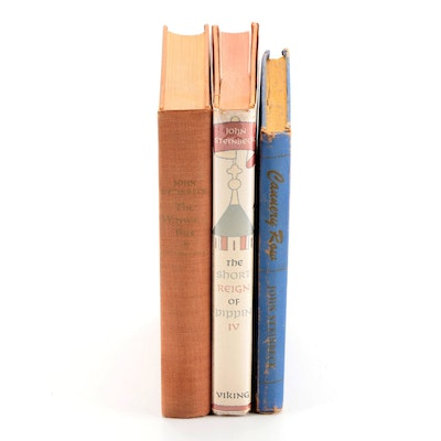 """First Edition """"The Short Reign of Pippin IV"""" and More by John Steinbeck"""