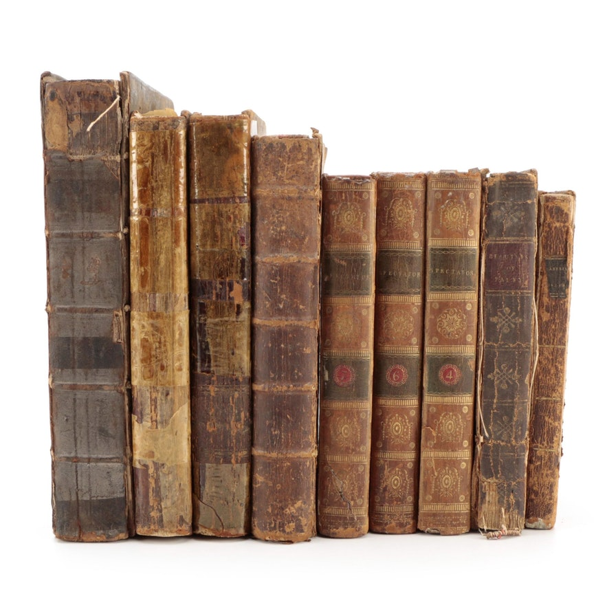 """""""The Letters of Pliny,"""" More, Early 18th to Early 19th Century"""