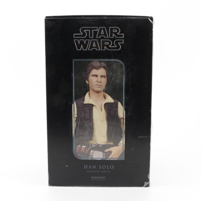 Star Wars Han Solo Premium Format Figure by Sideshow Collectibles